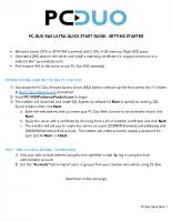 RAS Quick Start Guide – 2019